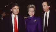 Trumps Schwester fällt vernichtendes Urteil über Bruder Donald