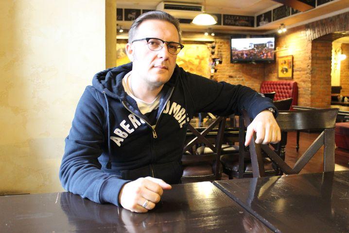 Zenit Fan Igor Schadenkow