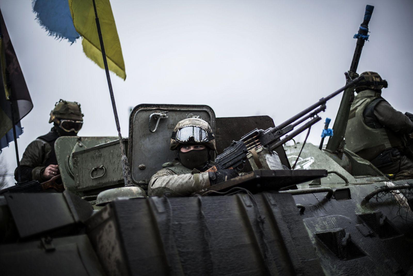 Ukraine / Soldaten