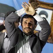 Irans Präsident Ahmadinedschad: Hetze gegen Israel