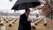 Trump soll sich verächtlich über getötete Soldaten geäußert haben