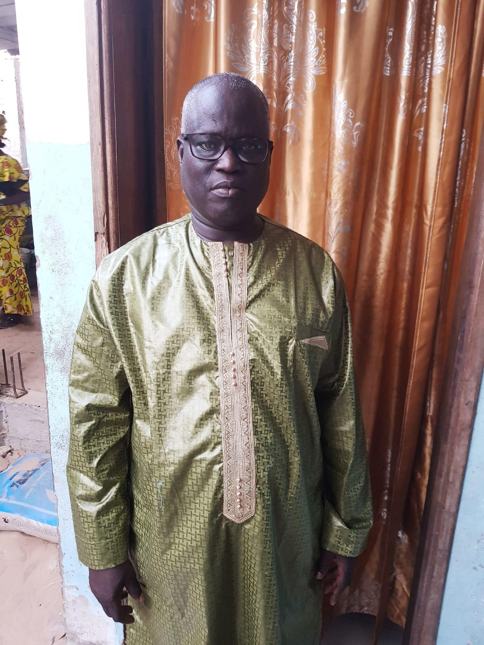 EINMALIGE VERWENDUNG Senegal/ Diaspora/ Mor Kane