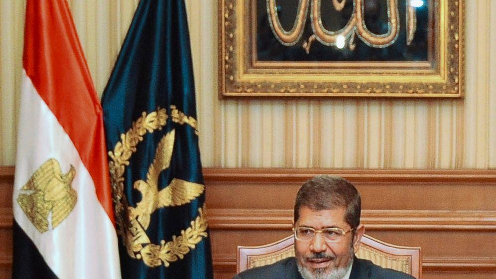 Mohammed Mursi: Ägyptens Präsident baut seine Macht aus