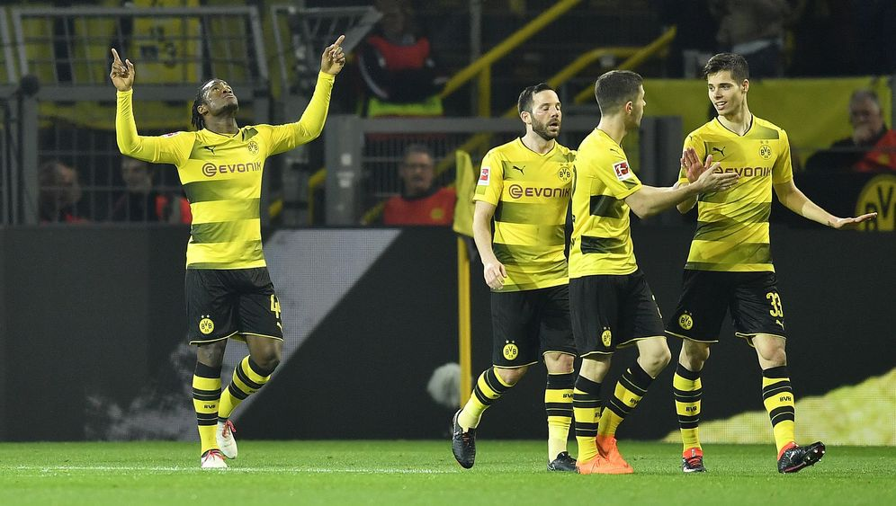 BVB-Sieg gegen Frankfurt: Eine Silbermedaille und vier Jokertore