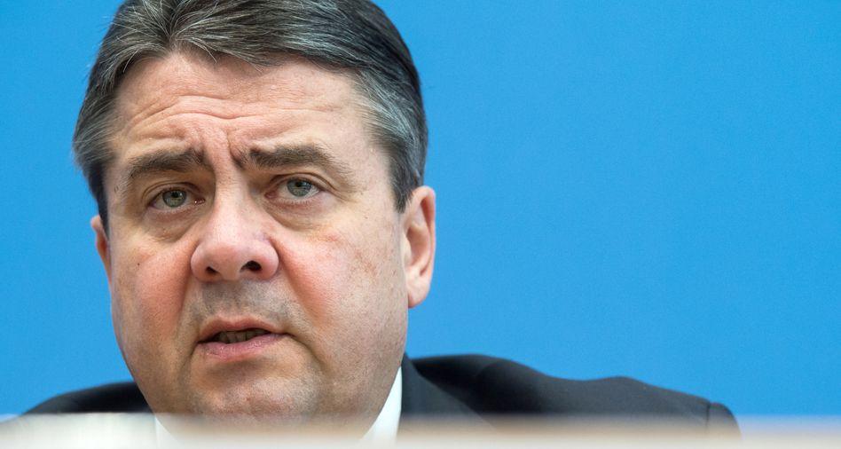 Wirtschaftsminister Gabriel: Genehmigte Anträge in Höhe von 110 Millionen Euro