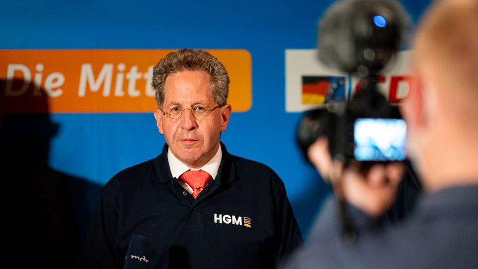 Hans-Georg Maaßen: Gescheitert als Direktkandidat