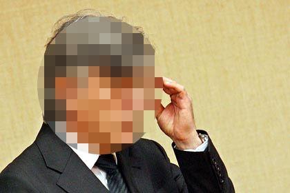 Knast-Aufenthalt: Rainer S., einer der beiden verurteilten Professoren