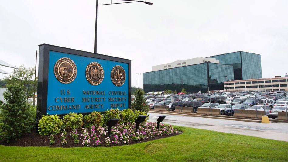 """NSA-Zentrale (in Fort Meade): """"Partner spionieren einander nicht aus"""""""