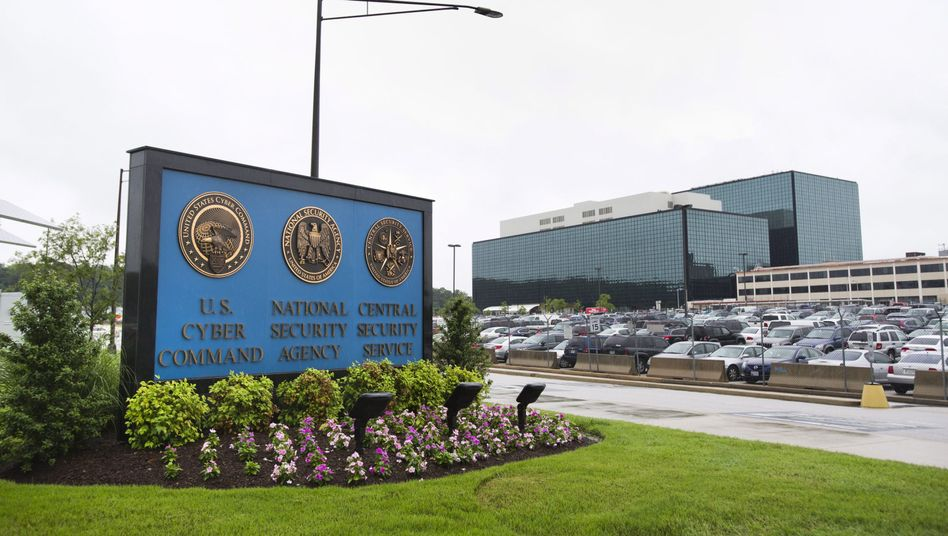 NSA-Zentrale: Techniker verriet geheimes Spitzelprogramm