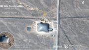 USA alarmiert wegen Chinas Raketensilos in der Wüste