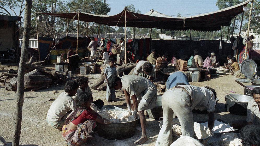 Chemiekatastrophe von Bhopal: Stadt unterm Leichentuch