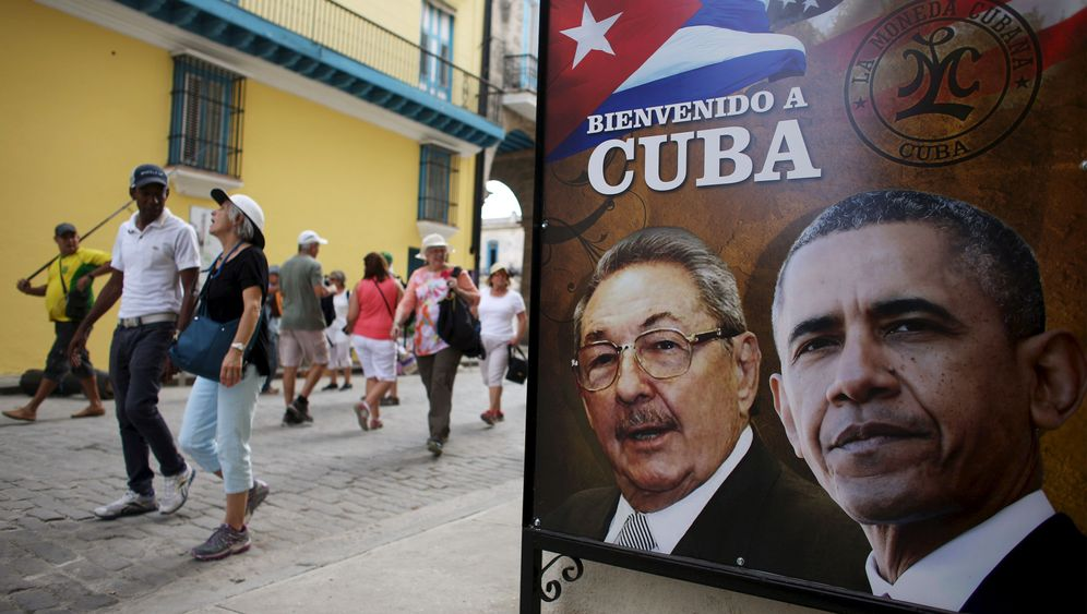 Obamas Staatsbesuch: Willkommen auf Kuba