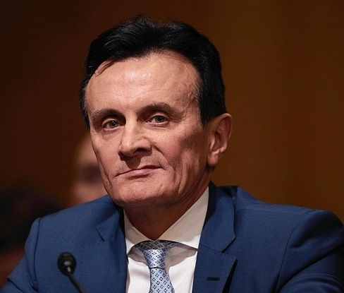 AstraZeneca CEO Pascal Soriot: The captain wasn't on board the ship.