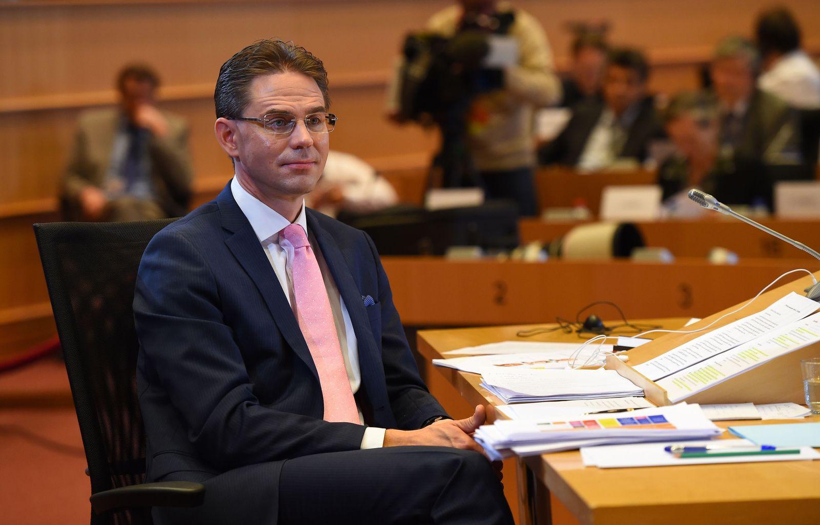 EU-Kommissare/ Katainen