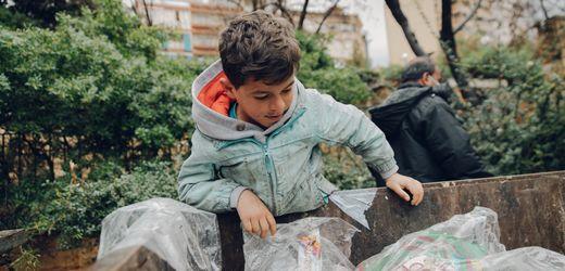 Libanon: Syrische Flüchtlinge in Beirut arbeiten als Müllsucher, um zu überleben