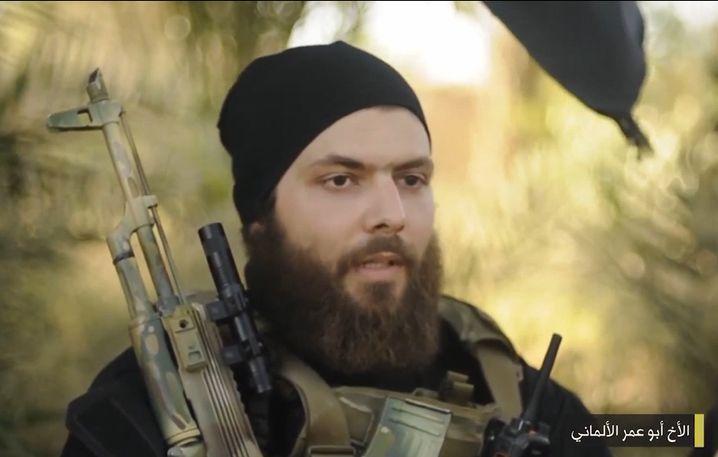 """Kampfname """"Abu Omar al-Almani"""": Der Deutsche lockt damit, dass Syrien wie Urlaub sei"""