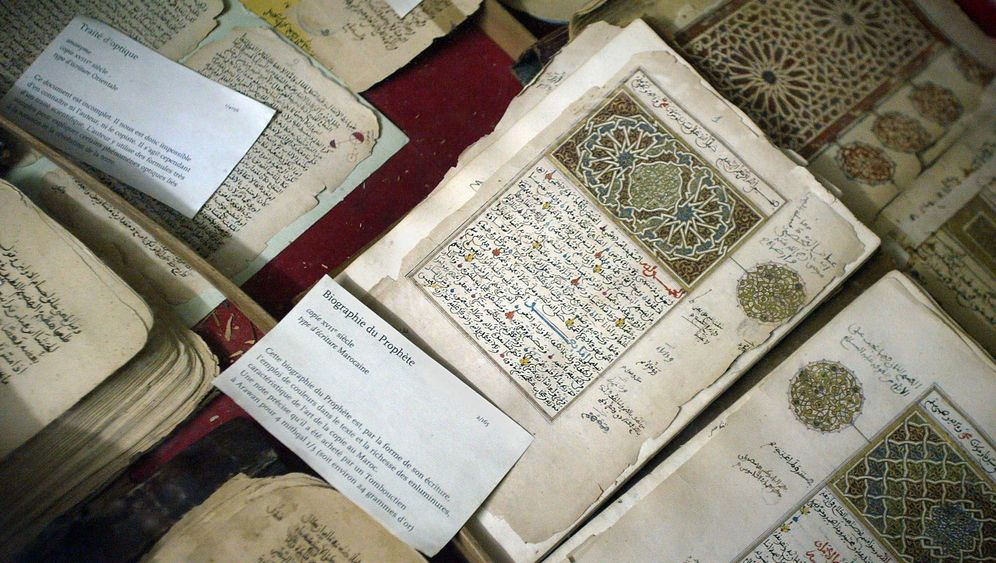 Mali: Extremisten zerstören Kulturgüter