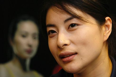 """China's Olympic diving gold medalist Guo Jingjing: """"I do everything the sports ministry tells me to do."""""""