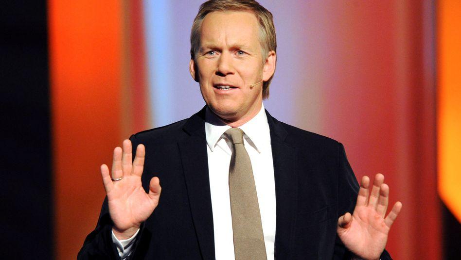 Vom ZDF zu Sat.1 und wieder zurück: Moderator Johannes B. Kerner