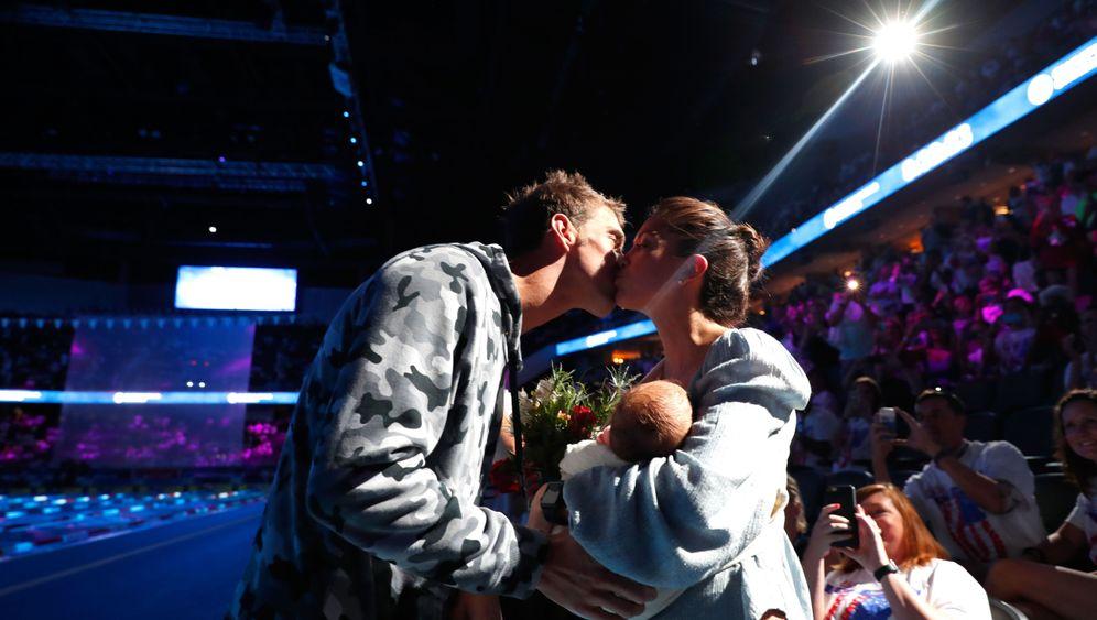 Michael Phelps: Heimliche Heirat im Juni
