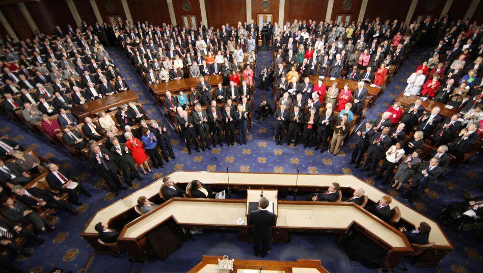 US-Kongress: Üppige Spenden von Google