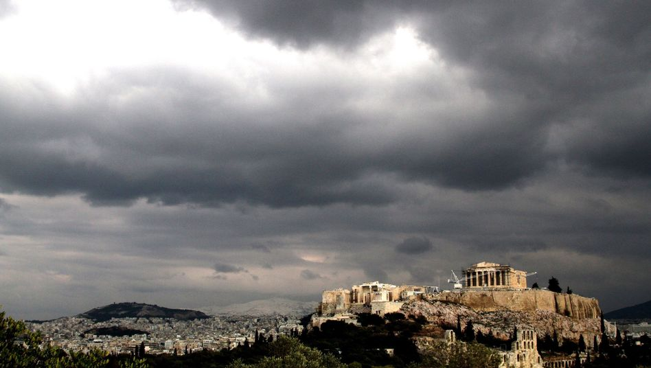 Greece may need more money.