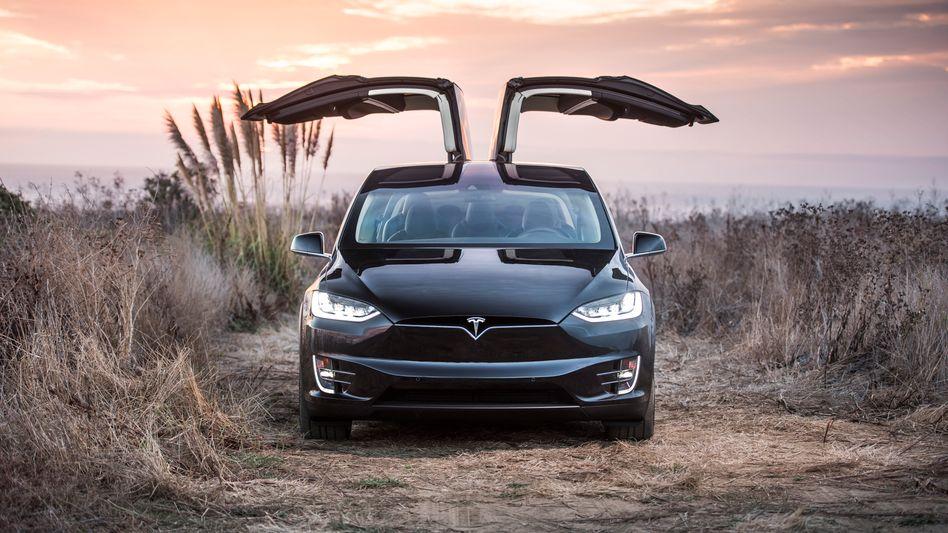 Tesla Model X (Archivbild)