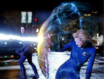 """Schauspielerin Alba in """"Fantastic Four"""": Talentbeweis schuldig geblieben"""
