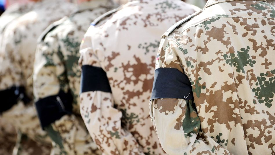 """Deutsche Soldaten in Afghanistan (Archivbild): """"Partnering nicht in Frage stellen"""""""
