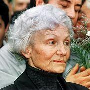 """Margot Honecker (Archivbild von 1994): """"Dass es dem Land in Zukunft besser gehen möge"""""""