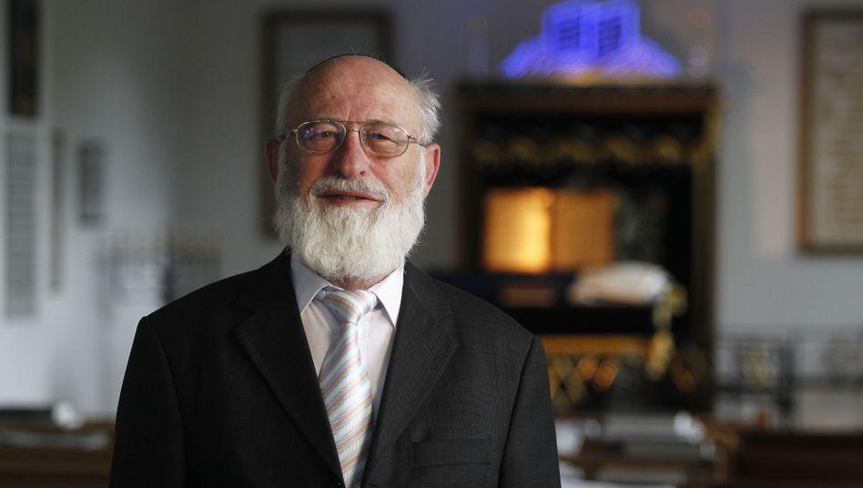 Rabbiner David Goldberg: Keine Ermittlungen der Staatsanwaltschaft Hof