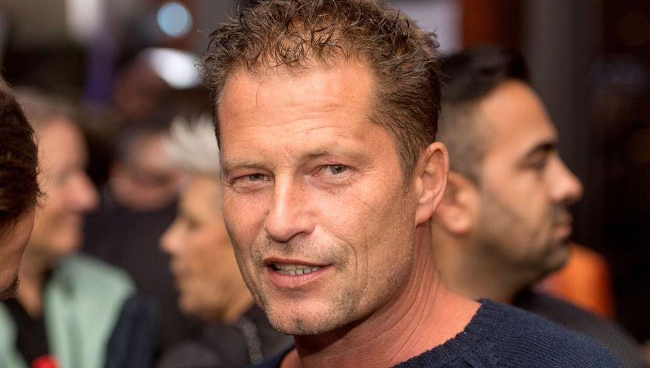 Regisseur und Schauspieler Til Schweiger