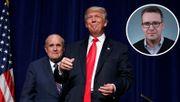 Trumps Mann fürs Grobe ist in Bedrängnis