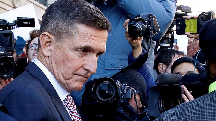 Fotostrecke: Die Straftäter im Umfeld des Präsidenten