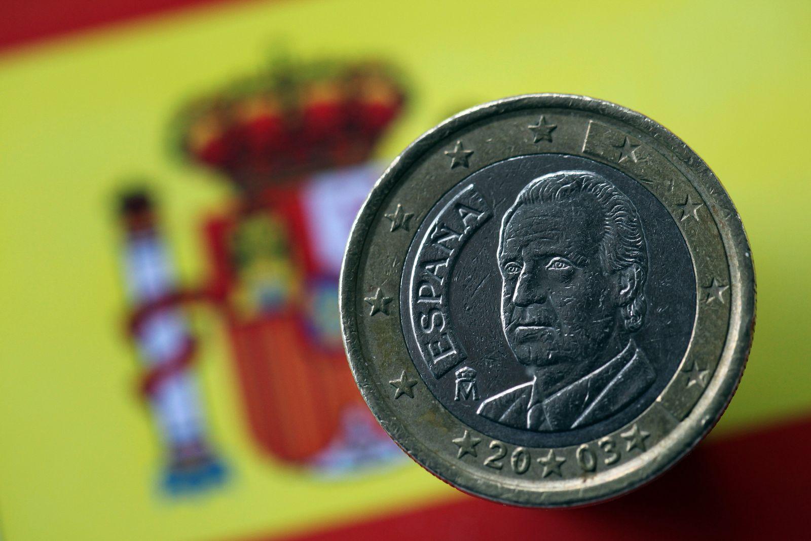 Spanien / Finanzkrise / Spanischer Euro