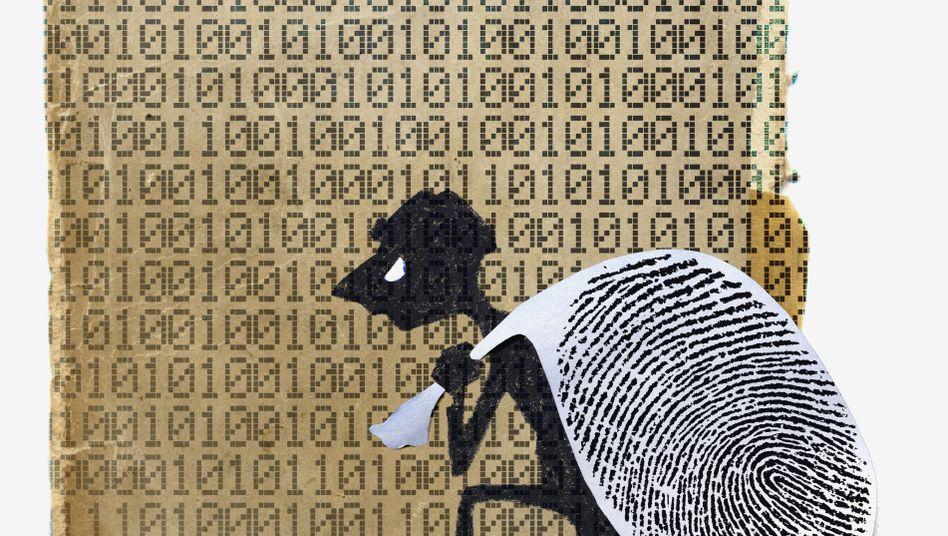 Passwortklau (Symbolbild): Statt es prüfen zu lassen, das Passwort besser ändern