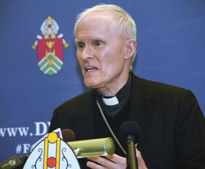 Seit August Bischof der Diözese Wheeling-Charleston: Mark E. Brennan