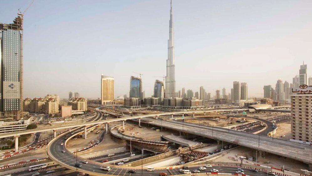 Dubai: Wüstenstadt voller Widersprüche