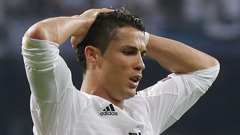 "Reals Ronaldo: ""Armutszeugnis bei der Aufholjagd"""