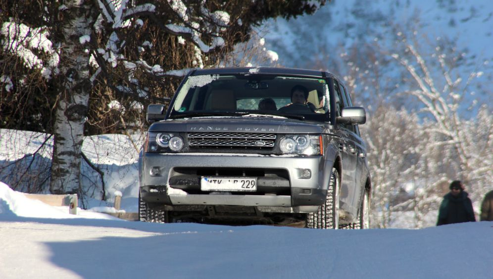 Range Rover Sport: Dem Landadel auf der Spur