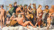 Wie griechische Götter