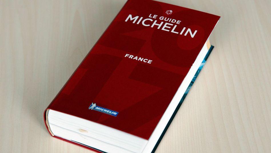 Michelin-Führer für Frankreich: Im Buch war das Bouche à Oreille richtig verortet