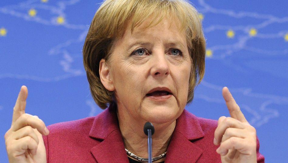 Kanzlerin Angela Merkel: Sie wird voraussichtlich nach Kopenhagen kommen