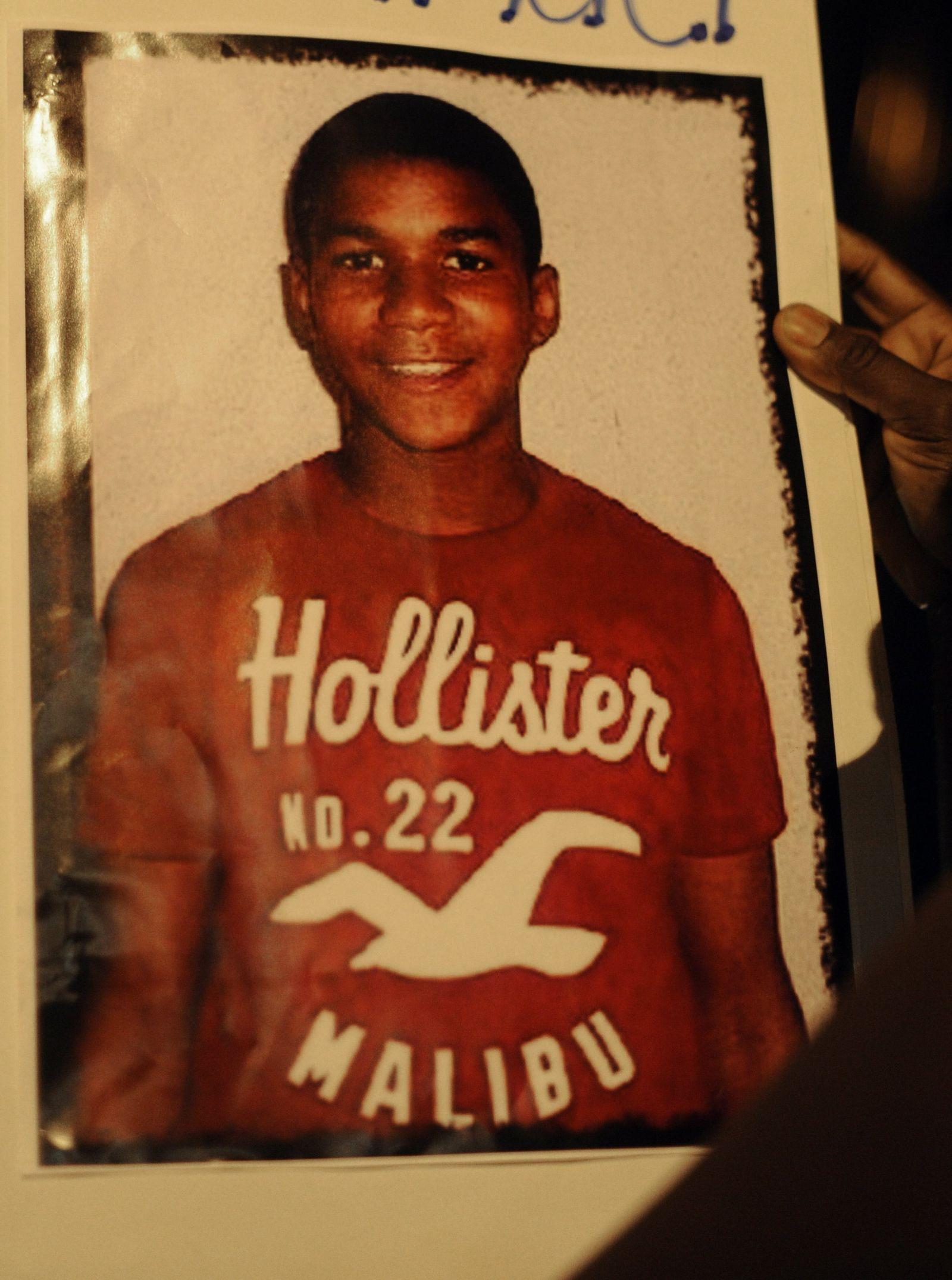 Tod von Trayvon Martin / Proteste