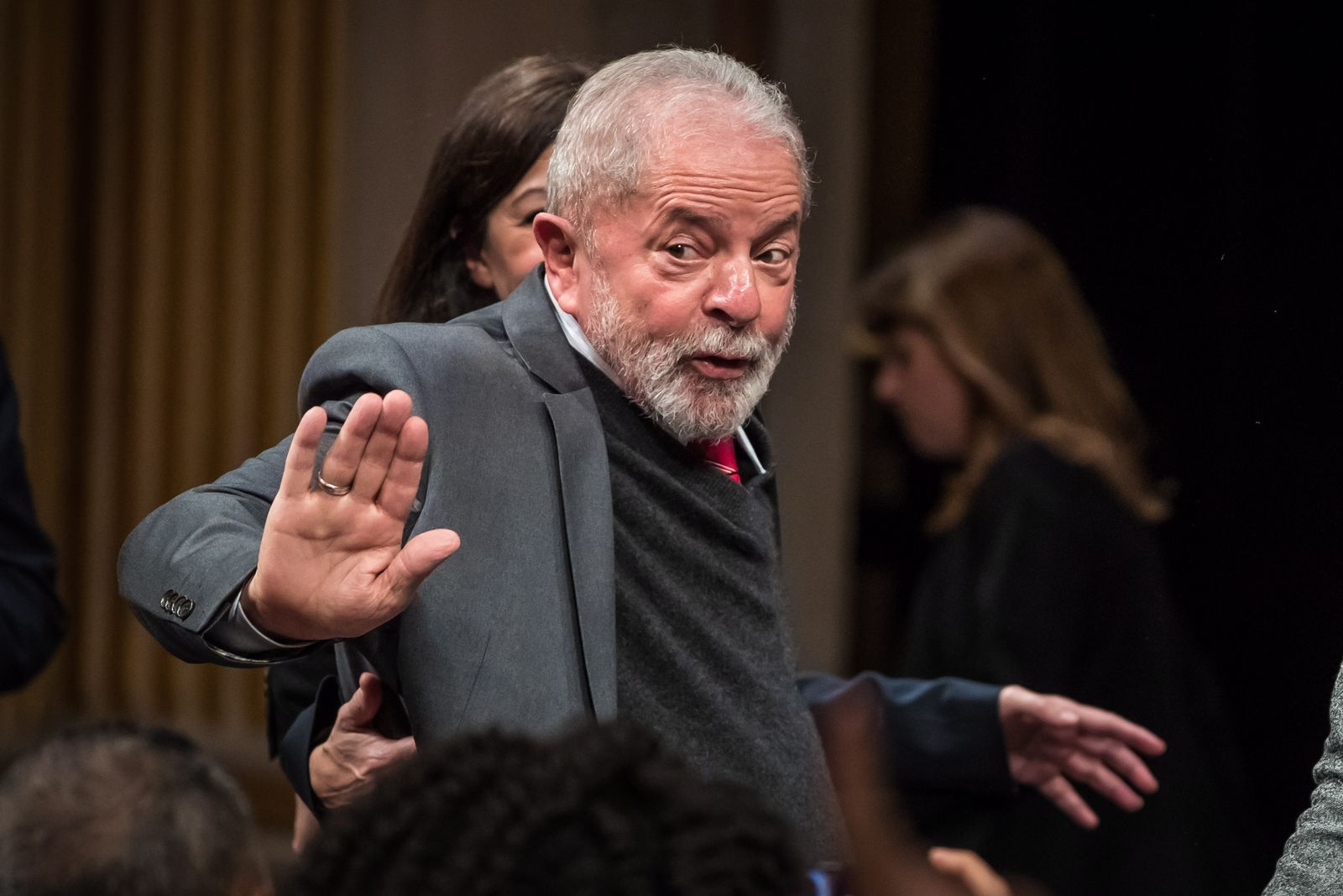 A Brazilian Supreme Court judge annuls all sentences against Lula