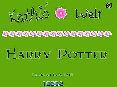 Stein des Anstoßes: Kathis Welt dreht sich um Harry Potter