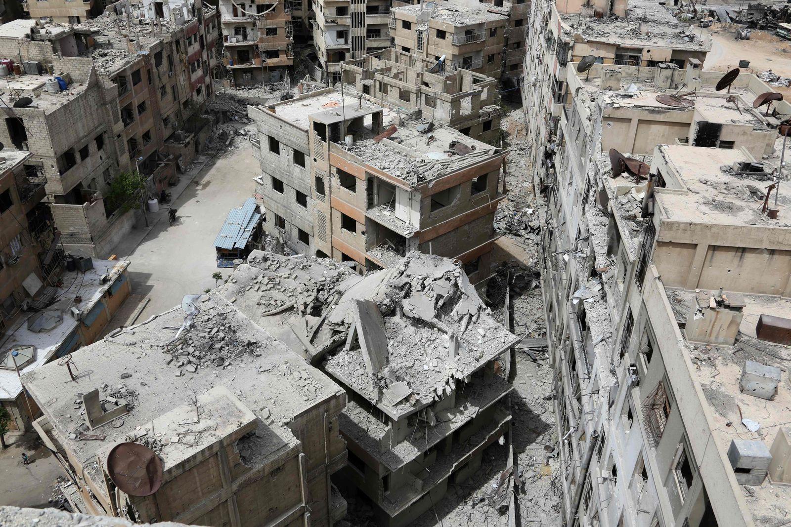 FILES-SYRIA-ARAB-REVOLUTION-ANNIVERSARY