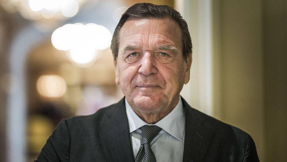 """Schröder-Geburtstag: """"Herzlichen Glückwunsch, Otto!"""""""