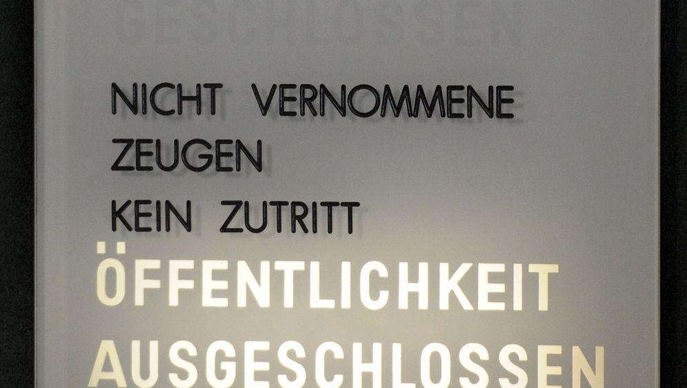 Kachelmann-Prozess: Verhandlung hinter verschlossenen Türen