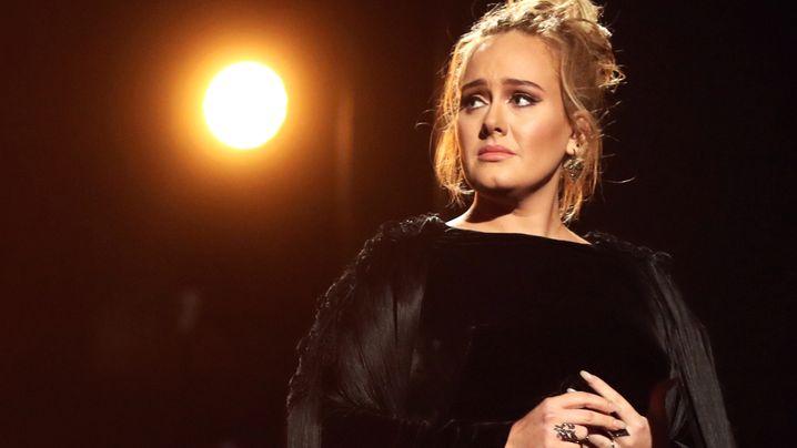 """Adele: """"Die größte Herausforderung ihres Lebens"""""""